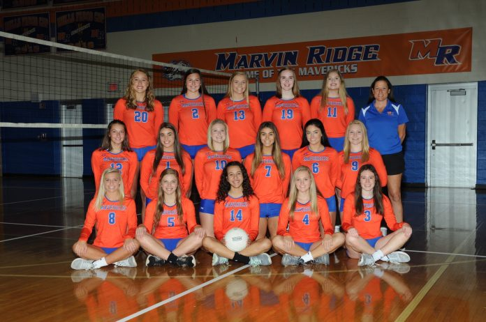 Marvin Ridge Volleyball Continues Hot Streak With Win Over
